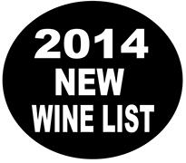 DAIEI SANGYO WINE LIST 2014